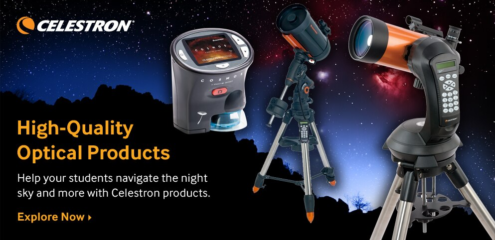 Celestron High Quality Optical Products