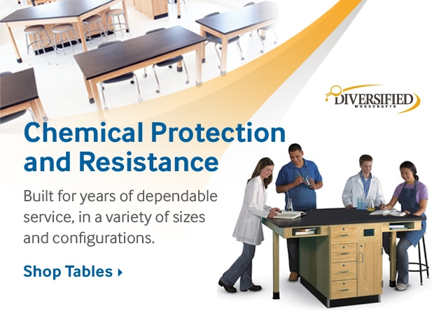 Diversified Woodcrafts Chemical Protection and Resistance