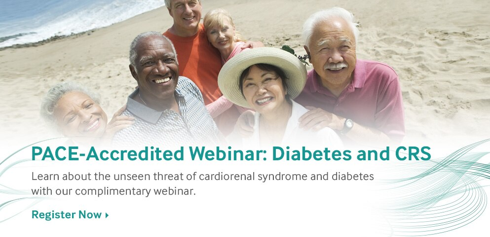 Learn about cardiorenal syndrome at our PACE-accredited webinar.