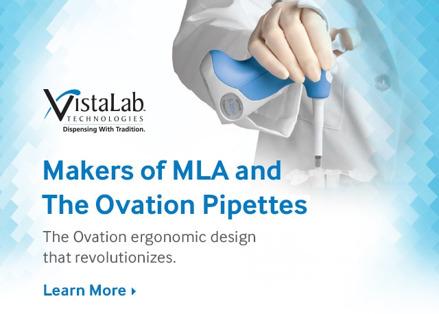 Makers of MLA and The Ovation Pipettes
