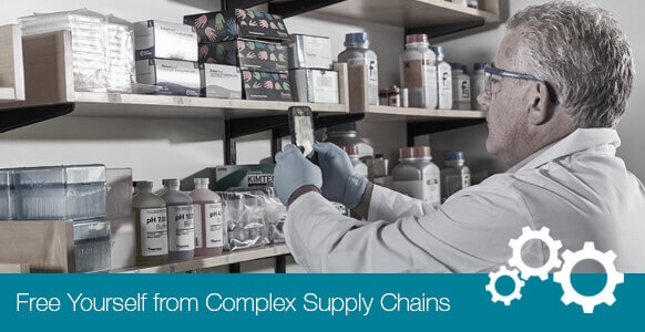 Free Yourself from Complex Supply Chains