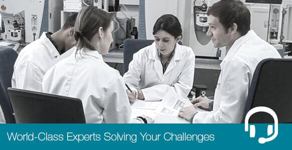 World-Class Experts to Solve Your Toughest Challenges