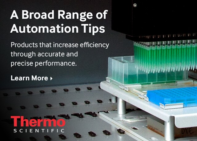 Thermo Scientific Automation Tips