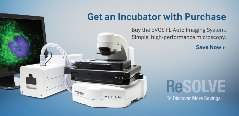 Get an Incubator with Purchase