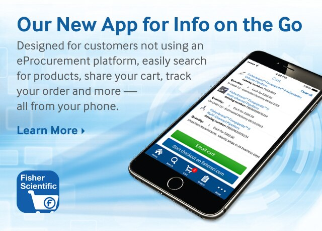 Our New App for Info on the Go
