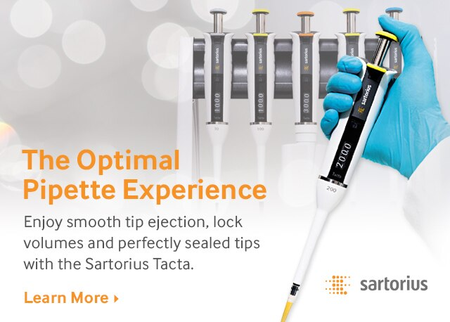 The Optimal Pipette Experience