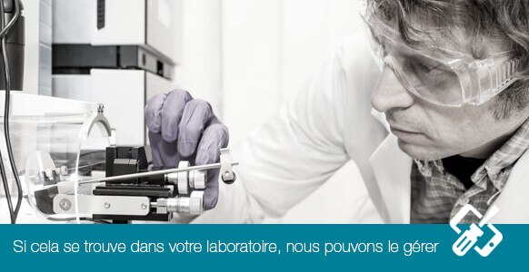 If it's in Your Lab, We Can Manage it for You