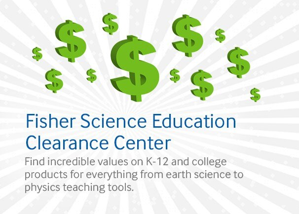 Fisher Science Education Clearance Center