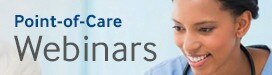 point-of-care-webinars