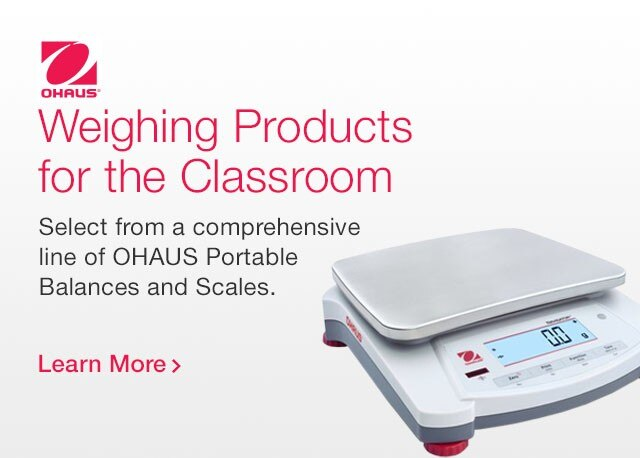 OHAUS Portable Balances and Scales