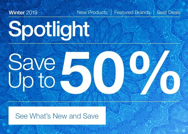 Spotlight - Save Up To 50%