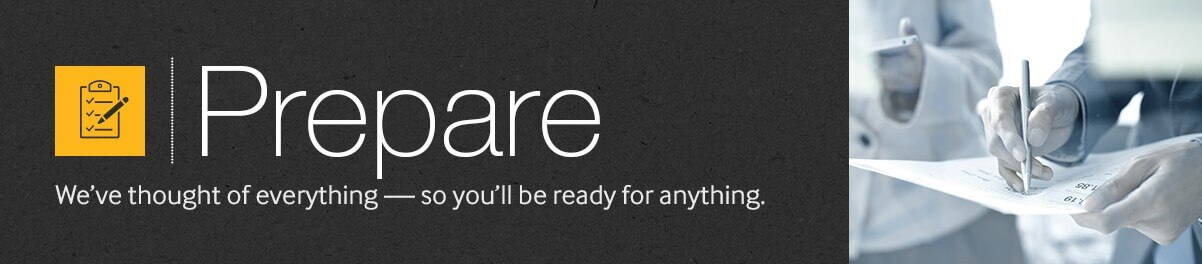 prepare-we-thought-of-everything